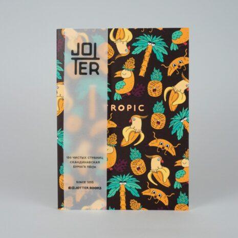 Скетчбук Jotter Tropic A5 130 стр.