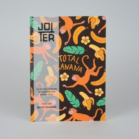 Скетчбук Jotter Total Banana A5 130 стр.