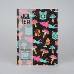 Скетчбук Jotter Mushrooms A5 60 стр.