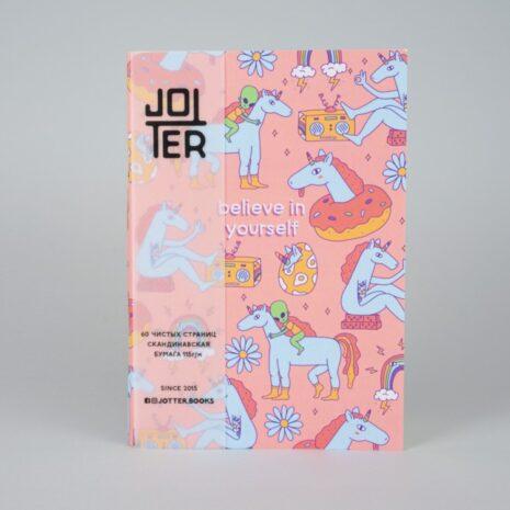 Скетчбук Jotter Unicorn A5 60 стр.