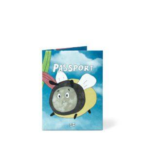 Обложка на паспорт Paper Ninja, Пчёлка