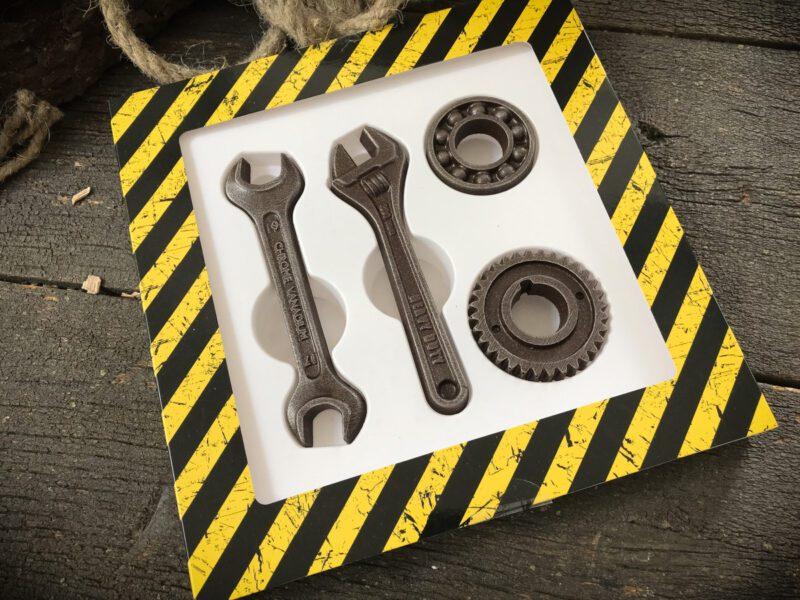 Шоколадный инструмент Ключи с подшипником