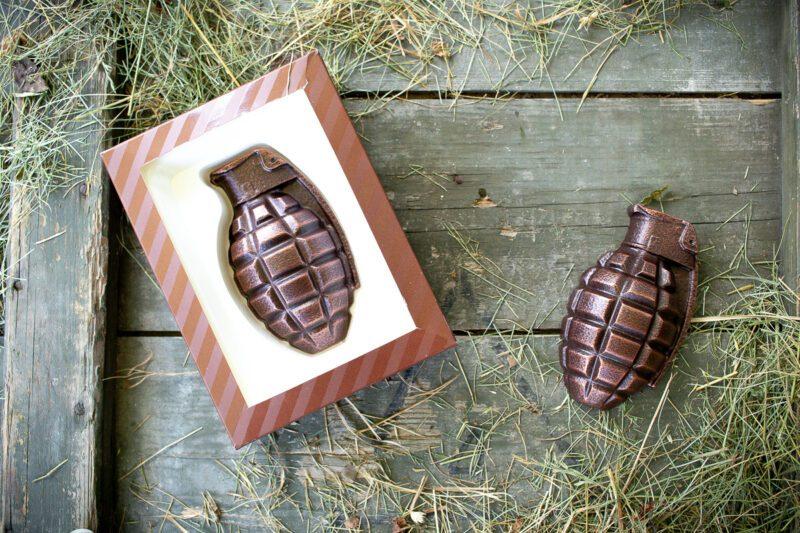 Шоколадный подарок Граната